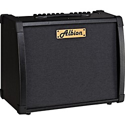 Albion Amplification AG Series AG80R 80W Guitar Combo Amp (AG80R BLACK)