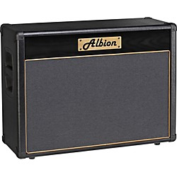 Albion Amplification GLS Series GLS212 Guitar Speaker Cabinet 140W (GLS212 BLACK)
