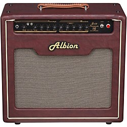 Albion Amplification GS Series 20w 1x12 Guitar Combo Amp (GS15C)