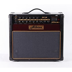 Albion Amplification TCT Series TCT35C 35W Tube Guitar Combo Amp (USED005005 TCT35C PLUM)