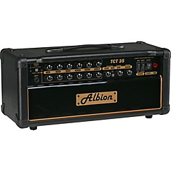 Albion Amplification TCT Series TCT35H 35W Tube Amp Head (USED004000 TCT35H BLACK)