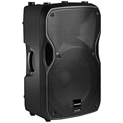 "Alesis Alpha 112 1000 Watt, 12"" Two way Loudspeaker with Built-in Alesis DSP (USED004000 Alpha 112)"