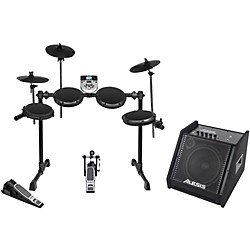 Alesis DM7X and Amp Package (DM7X&AMP KIT)