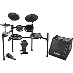 Alesis DM8 and Amp Package (DM8&AMP KIT)