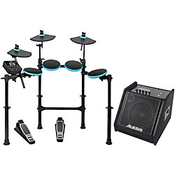Alesis DMLite and Amp Package (DMLITE&AMP KIT)