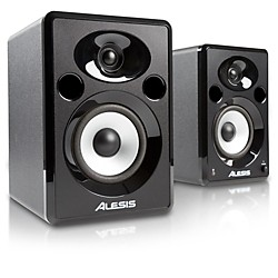 Alesis Elevate 5 Powered Desktop Studio Speakers (ELEVATE5X110)