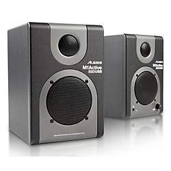 Alesis M1 Active 320 USB Studio Monitor Pair (M1A320USB)