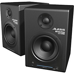 Alesis M1Active 520 USB Studio Monitors (M1Active 520 USB)