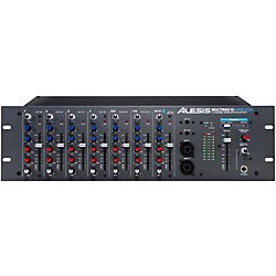 Alesis MultiMix 10 Wireless 10-Channel Rackmount Mixer with Bluetooth Wireless (MULTIMIX10 WIRELESS)