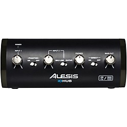 Alesis iO Hub 2-Channel USB Audio Interface (I/OHUB)
