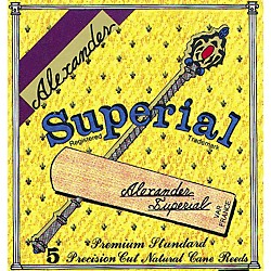 Alexander Reeds Superial Bb Clarinet Reed (S5C2)