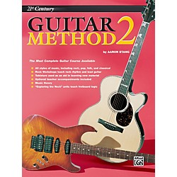 Alfred 21st Century Guitar Method 2 Book Only (00-EL03843)