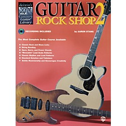 Alfred 21st Century Guitar Rock Shop 2 Book & CD (00-EL03852CD)