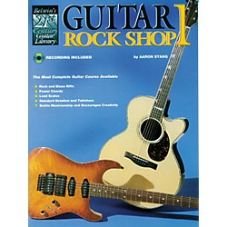 Alfred 21st Century Guitar Rock Shop Volume 1 Book/CD (EL03851CD)