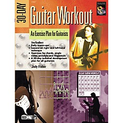 Alfred 30-Day Guitar Workout Book (00-17867)