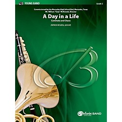 Alfred A Day in a Life Concert Band Grade 2 Set (00-42168)
