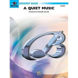 Alfred A Quiet Music Concert Band Grade 3 Set (00-29610)