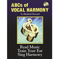 Alfred ABCs Of Vocal Harmony Book and 4 CDs (00-23811)