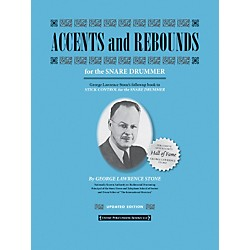 Alfred Accents and Rebounds (Revised) Book (00-32750X)