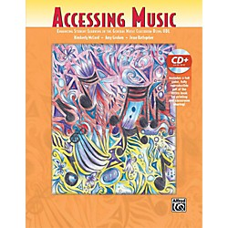 Alfred Accessing Music Book & Data CD (00-42413)