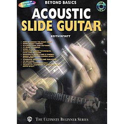Alfred Acoustic Slide Guitar Book/CD (00-0058B)