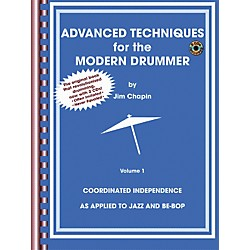 Alfred Advanced Techniques for the Modern Drummer Book and 2-CD Set (00-0681B)