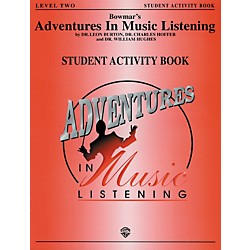 Alfred Adventures In Listening Level Two Student Activity Book (00-BMR08202S)