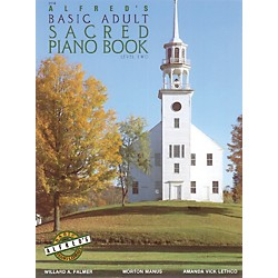 Alfred Alfred's Basic Adult Piano Course Sacred Book 2 (00-3114)