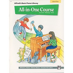 Alfred Alfred's Basic All-in-One Course Book 2 (00-5741)