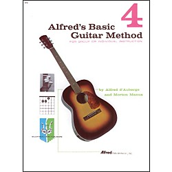 Alfred Alfred's Basic Guitar Method Book 4 (00-310)