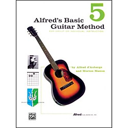 Alfred Alfred's Basic Guitar Method Book 5 (00-311)