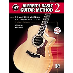 Alfred Alfred's Basic Guitar Method Level 2 Book (00-33306)