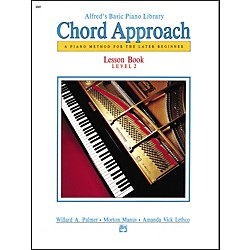 Alfred Alfred's Basic Piano Chord Approach Lesson Book 2 (00-2645)