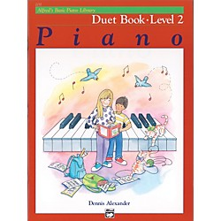 Alfred Alfred's Basic Piano Course Duet Book 2 (00-2232)