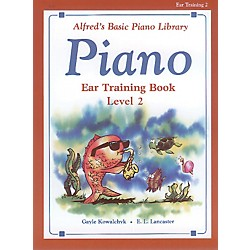 Alfred Alfred's Basic Piano Course Ear Training Book 2 (00-3139)