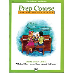 Alfred Alfred's Basic Piano Prep Course Theory Book C (00-3128)