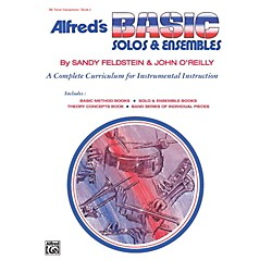 Alfred Alfred's Basic Solos and Ensembles Book 2 Tenor Sax (00-1805)