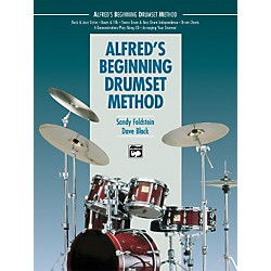 Alfred Alfred's Beginning Drumset Method Book (00-8965)