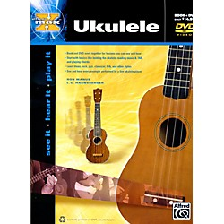 Alfred Alfred's MAX Ukulele Method Book & DVD (00-38984)