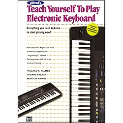 Alfred Alfred's Teach Yourself to Play Electronic Keyboard (00-2120)