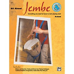 Alfred All About Jembe Book & CD (00-20617)