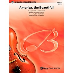 Alfred America, the Beautiful String Orchestra Grade 2.5 Set (00-40418)