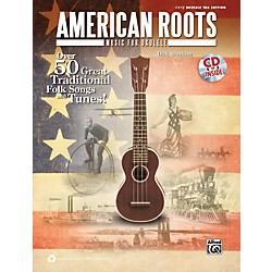 Alfred American Roots Music for Ukulele Book & CD (00-39250)