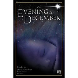 Alfred An Evening in December SATB Choral Score (00-29417)
