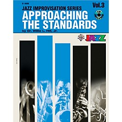 Alfred Approaching the Standards Volume 3 B-Flat Book & CD (00-SBM00010CD)