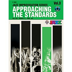 Alfred Approaching the Standards Volume 3 E-Flat Book & CD (00-SBM00011CD)