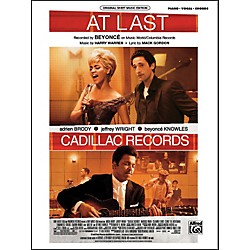 Alfred At Last (from Cadillac Records) Piano/Vocal/Chords (00-32178)