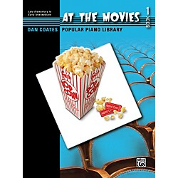 Alfred At the Movies Book 1 Piano (00-30130)