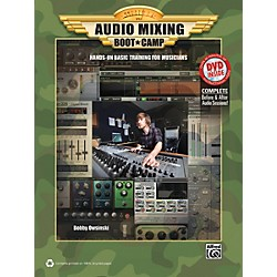 Alfred Audio Mixing Boot Camp Book & DVD (00-37741)
