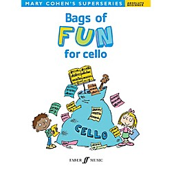 Alfred Bags of Fun for Cello Book (12-0571536018)